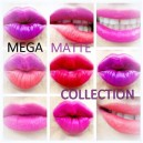 Mega Matte's Lip Stick